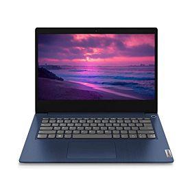 """Lenovo IdeaPad 3 15.6"""" FHD AMD Ryzen 3 3250U 4GB RAM 1TB HDD Laptop with Win10 - Abyss Blue (81W100VCIN)"""