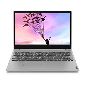 "Lenovo IdeaPad Slim 3i 15.6"" HD Intel CDC N4020 4GB RAM 1TB HDD Platinum Grey Laptop (81WQ004PIN)"