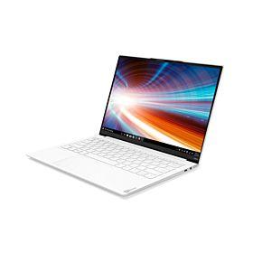 "Lenovo Yoga Slim 7i Carbon 13.3"" IPS QHD 11th Gen i7 8GB Ram 1TB SSD Laptop - Moon White (82EV0054IN)"