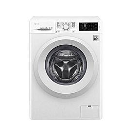 LG F4J5TNP3W 8KG Front Load Washing Machine
