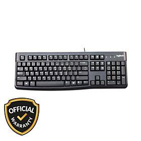 Logitech K120 USB Bangla Keyboard