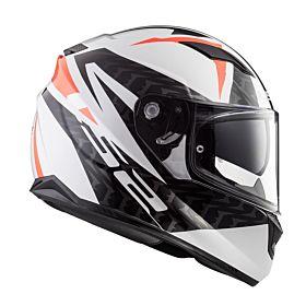 LS2 FF320 Stream Evo Commander Helmet