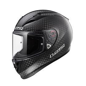 LS2 FF323 Arrow C Evo Carbon Glossy Solid Helmet