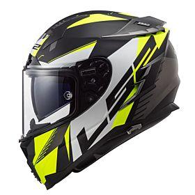LS2 FF327 Challenger HPFC Squadron Helmet