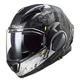 LS2 FF900 Valiant II Gripper Helmet