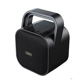 Remax RB-M49 Outdoor Portable Bluetooth Speaker (15 Watt) - Black