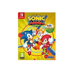 Sonic Mania Plus (Nintendo Switch Game)
