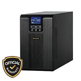 MaxGreen MGO-G116KS+1607B 6KVA Standard Backup Online UPS