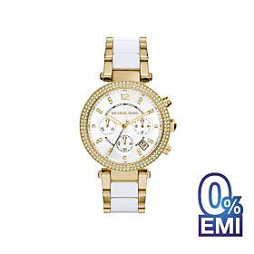 Michael Kors MK6119 Parker Chronograph Watch For Women
