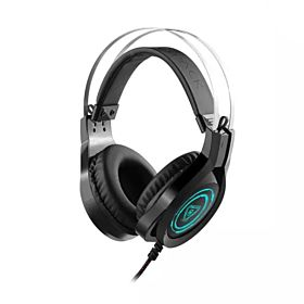 Micropack GH-01 RGB Comfortable Gaming Headset with 50mm Drivers
