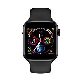 Microwear W34S Bluetooth Smart Watch - Black