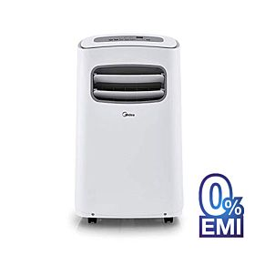 Midea MWF12 Portable 1 Ton Air Conditioner - White