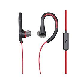 Motorola SportWater Resistant In-Ear Headphones Earbuds