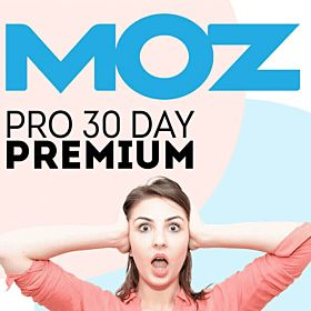 Moz Pro SEO Tool for 1 Months (Private account)