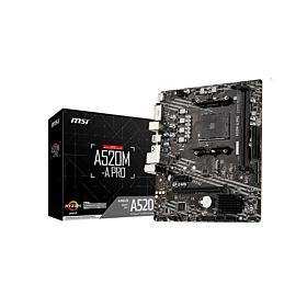 MSI A520M-A PRO Motherboard