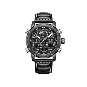 Naviforce 9160BW Analog Sport Men's Watch