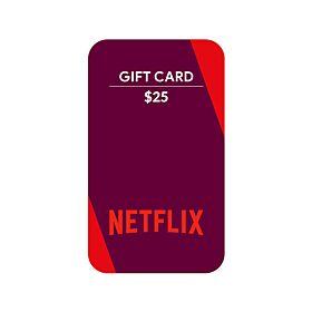 Netflix Gift Card $25