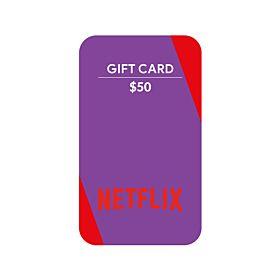 Netflix Gift Card $50