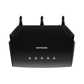 Netgear RAX10 AX4/4-Stream AX1800 WiFi 6 Gigabit Router with Free T-Shirt