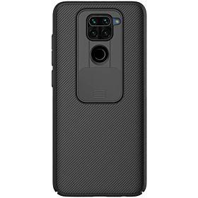 Nillkin CamShield Cover Case for Xiaomi Note 9-Black