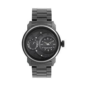 Fastrack NM3147KM01 Black Dial Analog Men's Watch