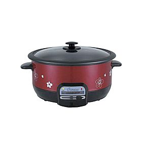 Ocean Electric OMC30R Multi Cooker Red 3.0L