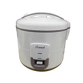 Ocean Electric ORCX18 Rice Cooker 1.8 Ltr. Inner Pot S/S