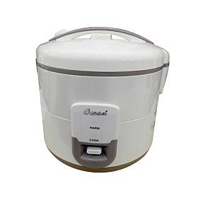 Ocean Electric ORCX22 Rice Cooker 2.2 Ltr. Inner Pot S/S