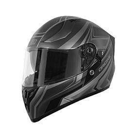 ORIGINE Strada Graviter Helmets MATT-TITANIUM-BLACK – (Clear Visor)