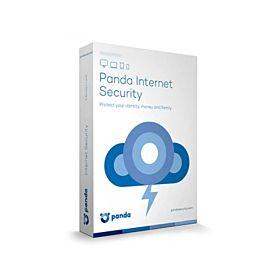 Panda 1 User Internet Security 1 Year Antivirus