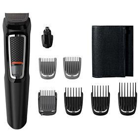 Philips MG3730/15 8 In 1 Hair Clipper & Face Multigroomer Trimmer