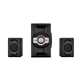 Philips MMS2260B 60W 2.1 Multimedia Speaker System