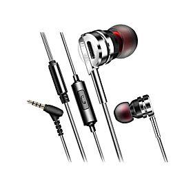 QKZ DM9 Wired In-Ear Earphone - Black
