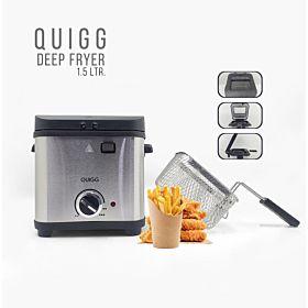 Quigg Mini Deep Fryer
