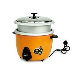 HAVELLS Reso Plus Rice Cooker 900W 2.8 Liter (M1135101736) - Orange