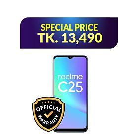realme C25 4GB/64GB