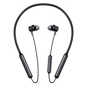Rock Space B3 Wireless NeckBand Earphones-Black