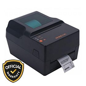 Rongta RP400H-USEP Thermal Transfer Label Barcode Printer (USB+SERIAL+ETHERNET+PARALLEL)