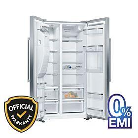 BOSCH KAG93AI30M Side by Side Refrigerator