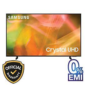 "Samsung 65AU8000RSFS 65"" AU8000 Crystal 4K UHD Smart TV"