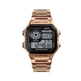 Skmei 1335RG Digital Wrist Men's Watch