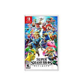 Super Smash Bros. Ultimate (Nintendo Switch Game)