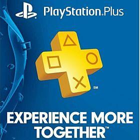 Sony PlayStation Plus PS 3 Month Membership (USA Region)