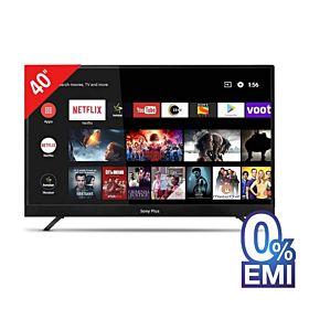 "Sony Plus 40"" 1GB Ram 8GB Rom Smart Android TV"