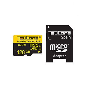 Teutons 128GB microSD Memory Card With Adapter