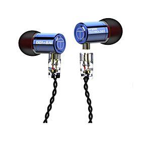 TRN M10 1BA+1DD Metal Hybrid In-Ear Earphones