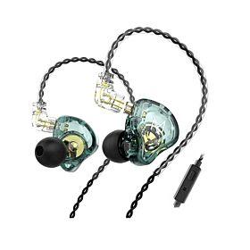 TRN MT1 10MM Dual Magnet Dynamic Driver Professional Grade In-Ear Monitor Earphone