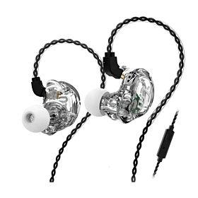 TRN V10 2BA+2DD Hybrid in-Ear Earphone