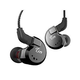 TRN V80 Quad Driver Hybrid In-Ear Earphone