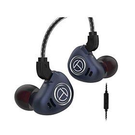 TRN V90 4BA+1DD Hybrid HiFi Metal in-Ear Earphone